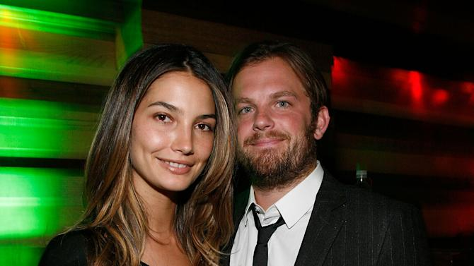 FILE: Lily Aldridge And Caleb Followill Expecting A Baby