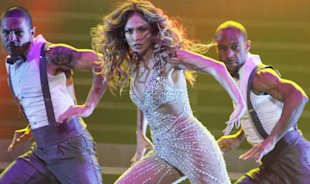 Jennifer Lopez Making Diva Dressing Room Demands