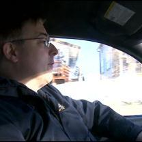 WCCO Rides Along With 'U Of M' police