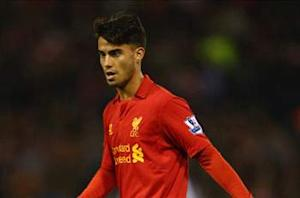 Almeria snaps up Suso on loan from Liverpool