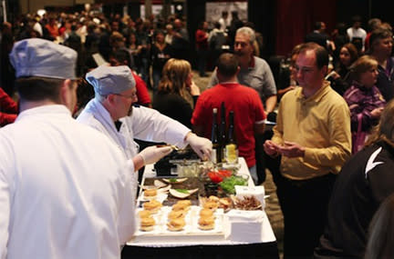 Grand Rapids International Food & Wine Festival