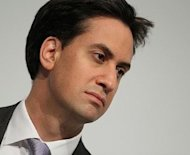Miliband: Heckler does not speak for Labour