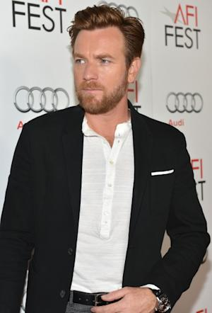 Ewan McGregor arrives at the special screening of 'The Impossible' during the 2012 AFI Fest presented by Audi at Grauman's Chinese Theatre on November 4, 2012 in Hollywood, Calif. -- Getty Premium