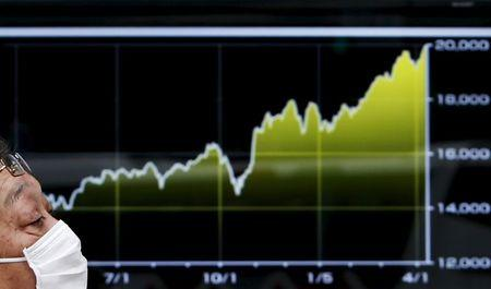 Stocks firm after China stimulus, euro hit by Greek anxiety