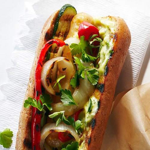 The Backyard Farmer Hot Dog