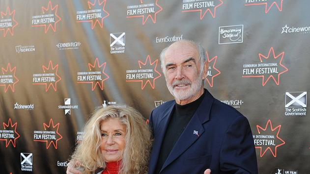 Edinburgh Film Festival 2009 Sean Connery