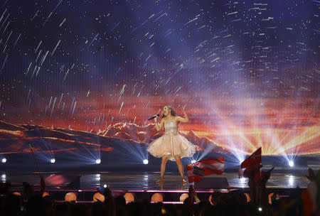 Vienna shakes off fusty image as Eurovision carnival hits town