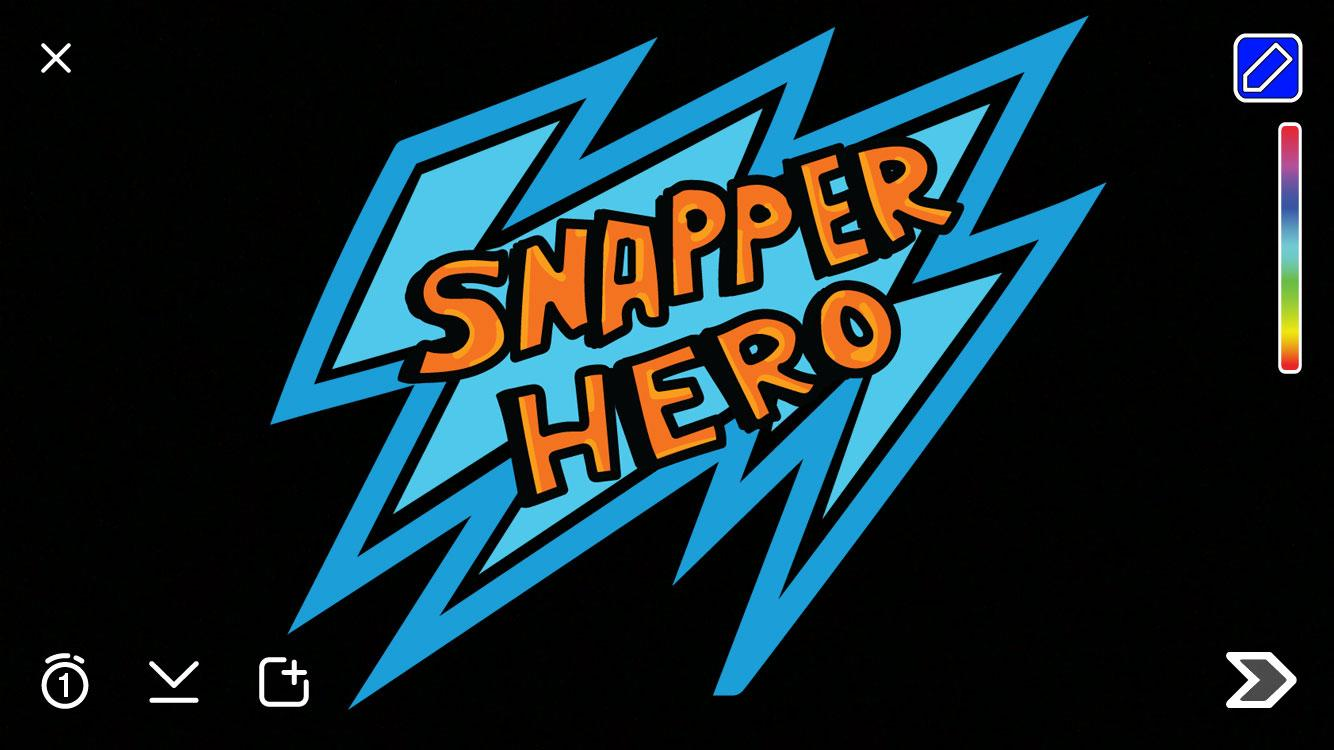 Snapchat Scripted Series 'SnapperHero' Launches From AT&T, Astronauts Wanted