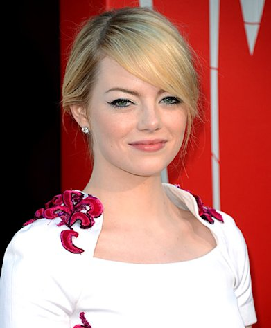 "Emma Stone on Her First Breakup: I Was ""Throwing Up"""