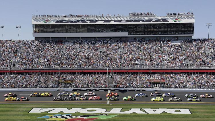Toyota lands naming rights at famed Daytona