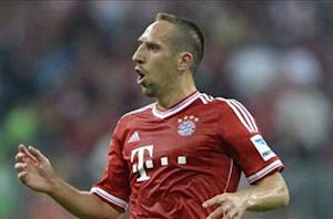 Zidane backs Ribery for Ballon d'Or