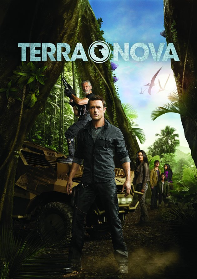 &quot;Terra Nova&quot; will premiere on 29 October on FOX (StarHub Ch 505 and 558). (Photo courtesy of FOX)