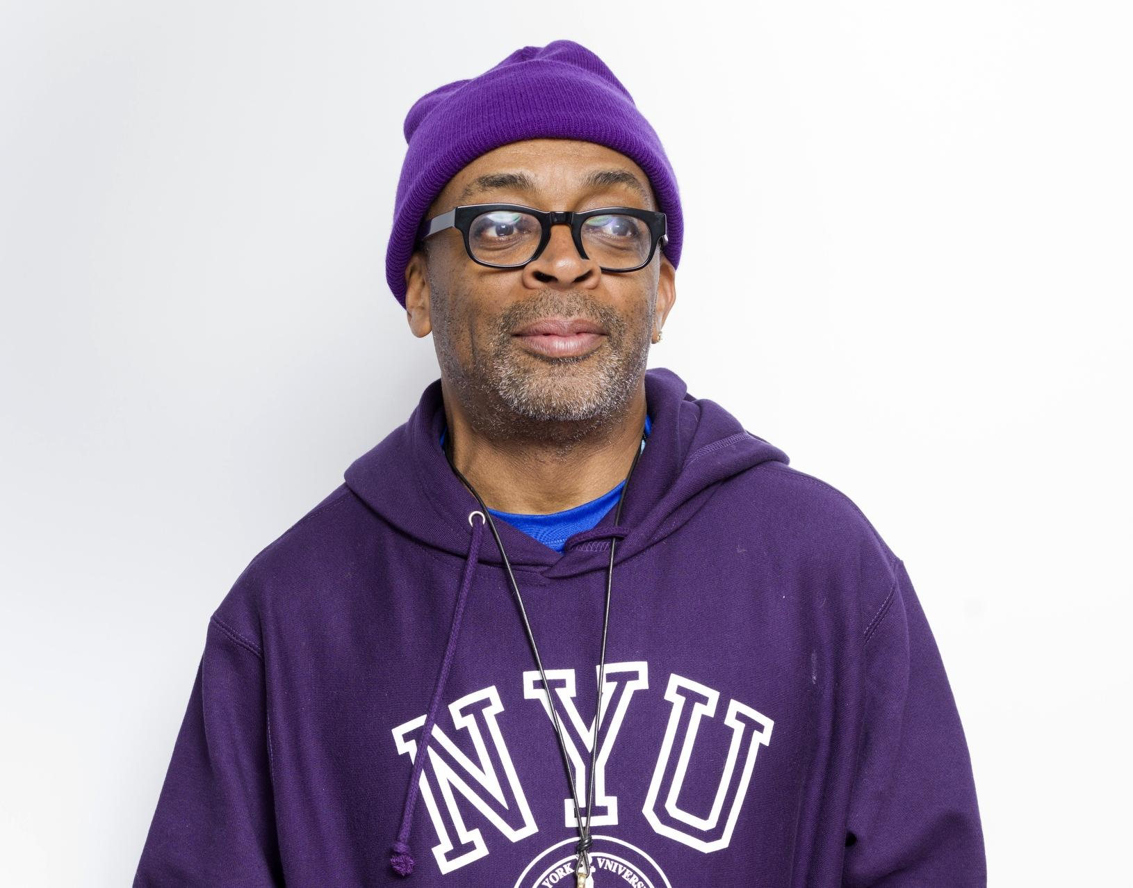 Spike Lee on Oscar speech: 'Gonna try to keep positive'