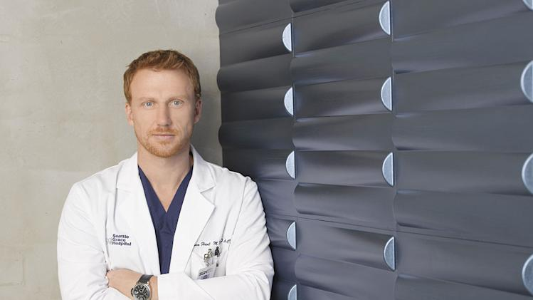 Kevin McKidd in the ABC series Grey's Anatomy