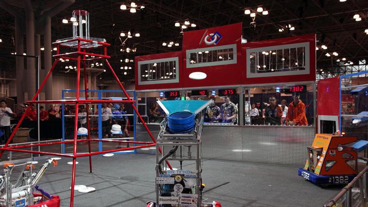 New York City FIRST Robotics Competition