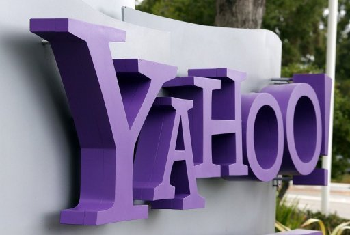 <p>Yahoo! on Monday reported that its quarterly profit rocketed above $3 billion, fueled by the sale of part of its stake in Chinese e-commerce giant Alibaba.</p>