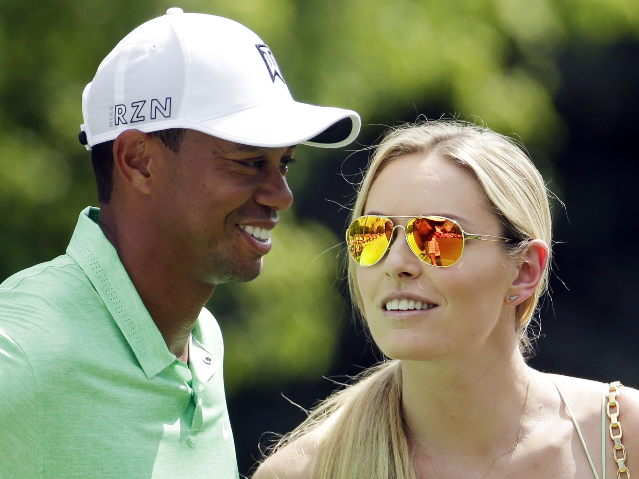 Tiger Woods, Lindsey Vonn have ended their relationship
