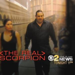 Tonight On CBS2 News At 11PM: The Real Scorpion