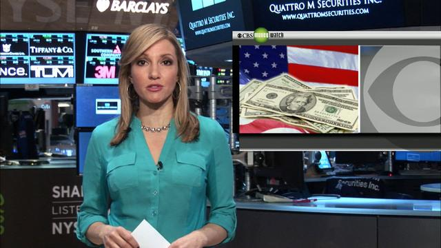 MoneyWatch: More Americans living paycheck to paycheck; Senate approves Keystone XL
