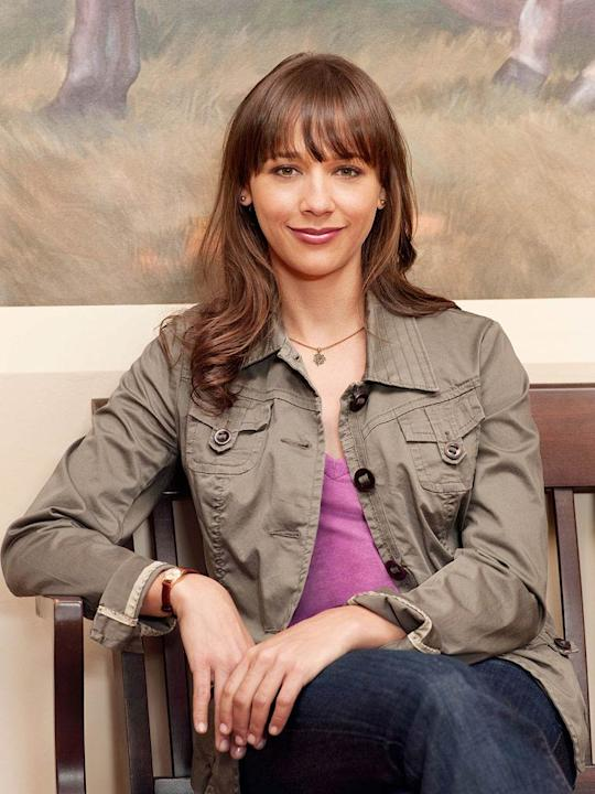 "Rashida Jones stars as Ann Perkins in ""Parks and Recreation."""