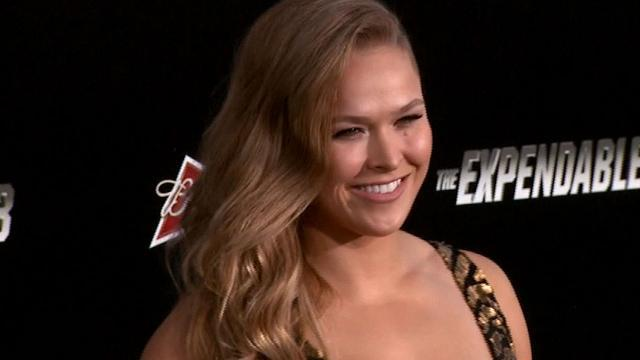 Ronda Rousey Reveals Her Plan for Winning the Role of 'Captain Marvel'