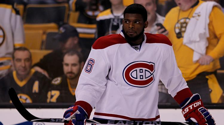 P.K. Subban faces hardball from Marc Bergevin, Montreal Canadie…