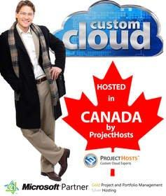 """Project Hosts Inc. Brings Canadian Data Center On-Line to Provide In-Country Hosting of """"Custom Clouds"""" for Microsoft Project and Portfolio Management Solutions"""
