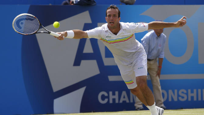 Berdych falls to Lopez in Queen's quarters