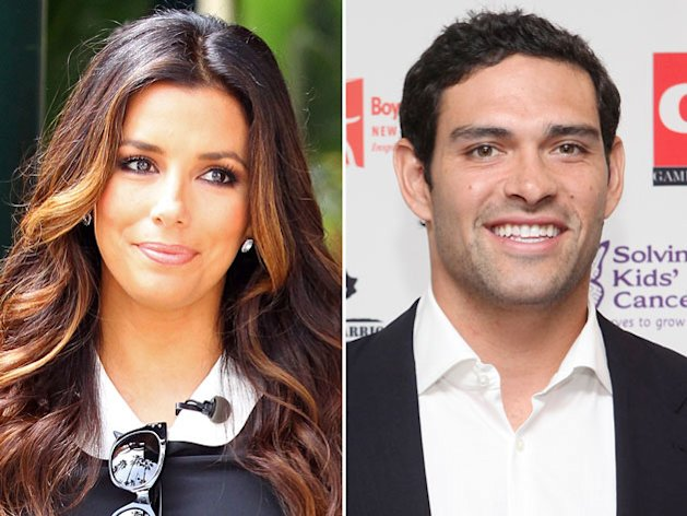 > Eva Longoria confirms she�s dating Jets quarterback Mark Sanchez - Photo posted in BX SportsCenter | Sign in and leave a comment below!