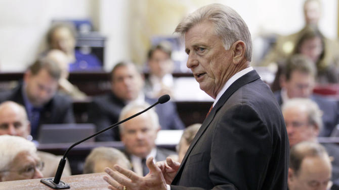Ark. House lawmakers discuss steel mill project