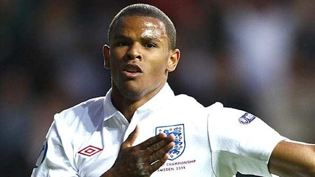 Fraizer Campbell England