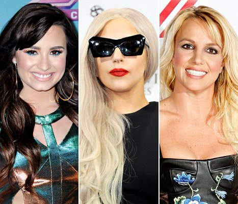 Demi Lovato Wants Lady Gaga to Replace Britney Spears on The X Factor