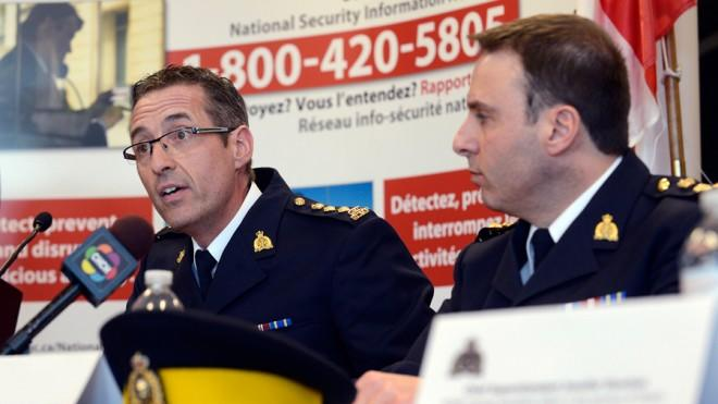 Canadian police have so far declined to elaborate how their terror suspects are connected to Iran.