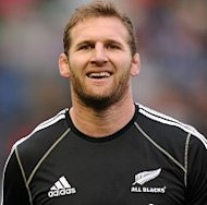 Kieran Read will lead out the All Blacks against Italy