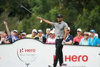 Tiger Woods hosts Hero World Challenge as the world's 400th-ranked golfer