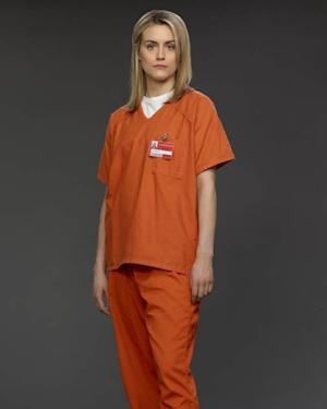 Taylor Schilling as Piper Chapman on 'Orange is the New Black' -- Netflix