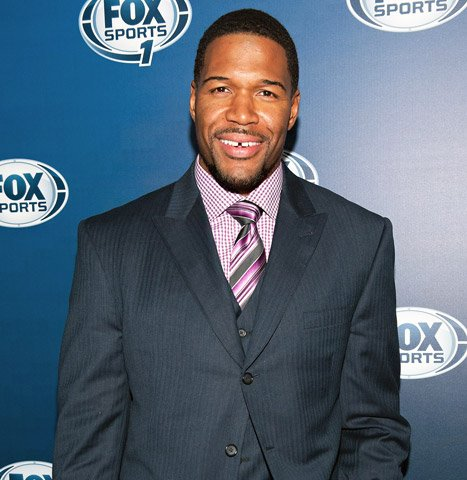 Michael Strahan: 25 Things …