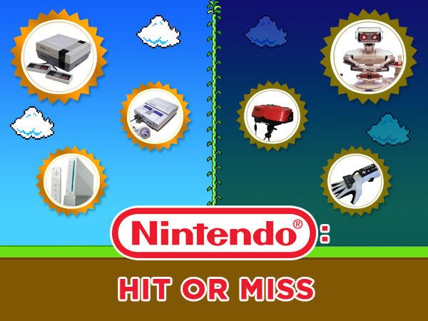 Nintendo: Hit or Miss
