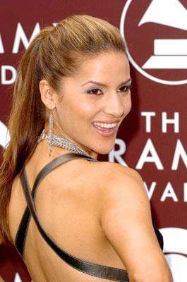 Amanda Byram The 47th Annual GRAMMY Awards - Arrivals Staples Center - Los Angeles, CA - 2/13/05 Amanda Byram