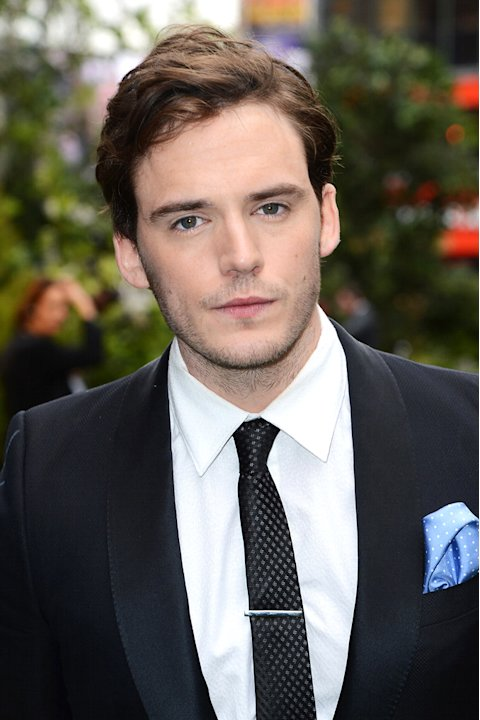 Sam Claflin Catching Fire Casting News