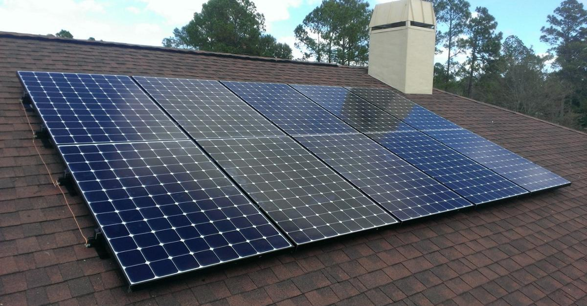Get Solar Panels From The Government - For Free!