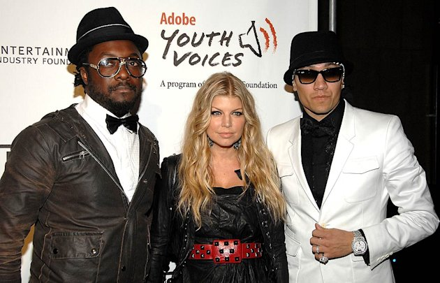 Will I Am Fergie Taboo Benefit