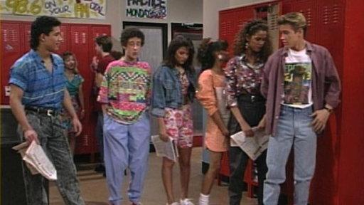 Exclusive Clip: The Secret of 'Saved by the Bell'