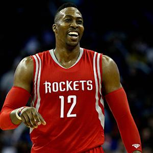 Dwight Howard returns for the Rockets