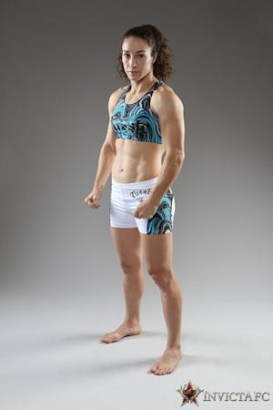 Olympic Experience Helped Sara McMann Keep UFC Jitters at Bay