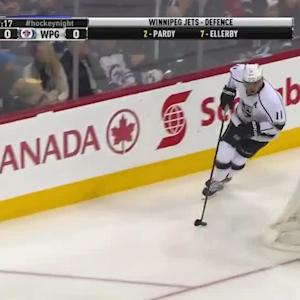 Los Angeles Kings at Winnipeg Jets - 03/06/2014