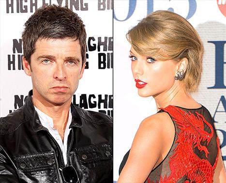 Noel Gallagher Is Pretty Sure No One Besides Taylor Swift's Parents Thinks She's Talented