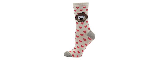 Hedgehog Heart Socks, £1.99