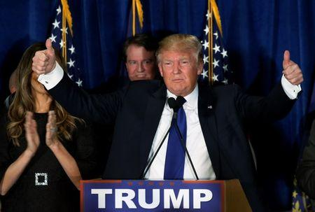Trump for president? Ladbrokes odds improve after New Hampshire