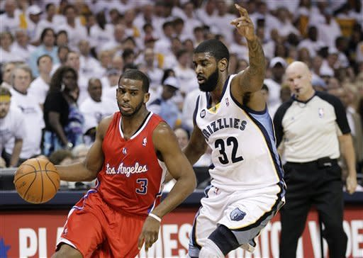 Grizzlies avoid elimination, beat Clippers 92-80